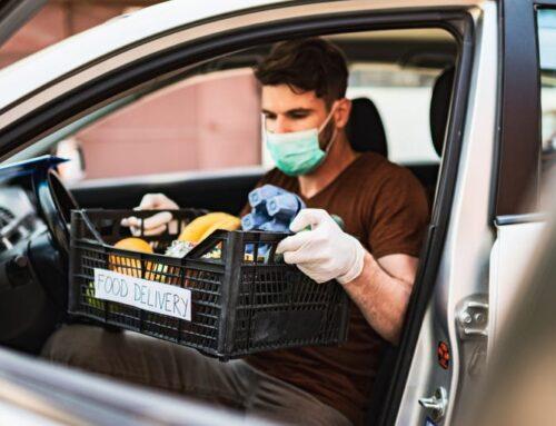 Volunteer Using Your Car